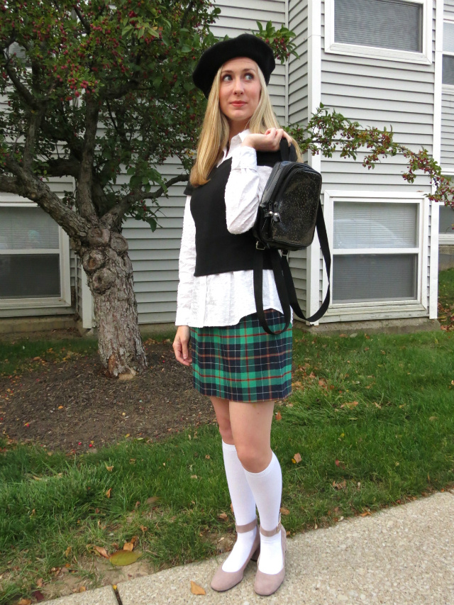 clueless costume, cher horowitz costume, clueless halloween, halloween costume ideas