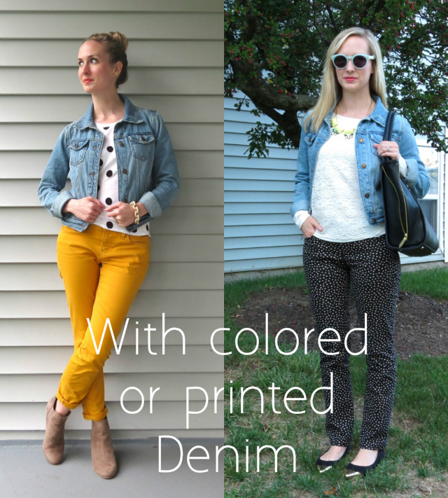 ways to wear a jean jacket, indianapolis fashion blogger