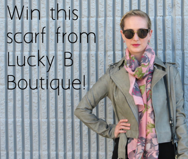 giveaway, indianapolis boutique, gray leather jacket, oasap sunglasses, anne klein cap toe pumps