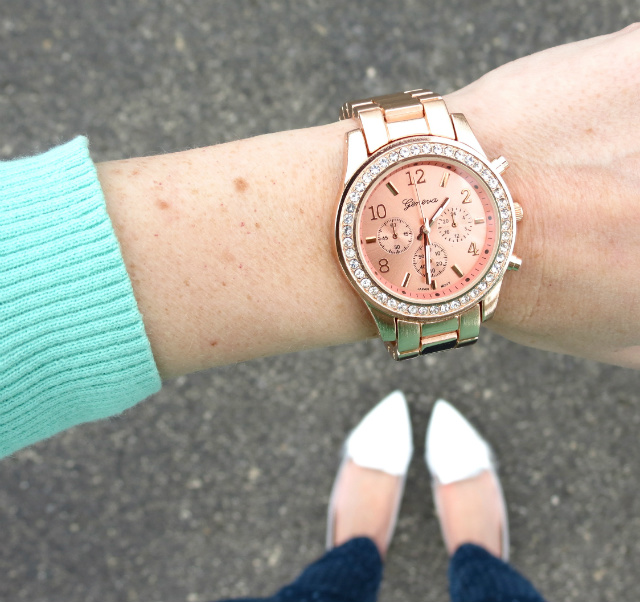 Ladies watches for petite wrists